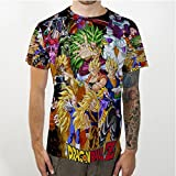 Dragon Ball Z Men T-Shirt Size M