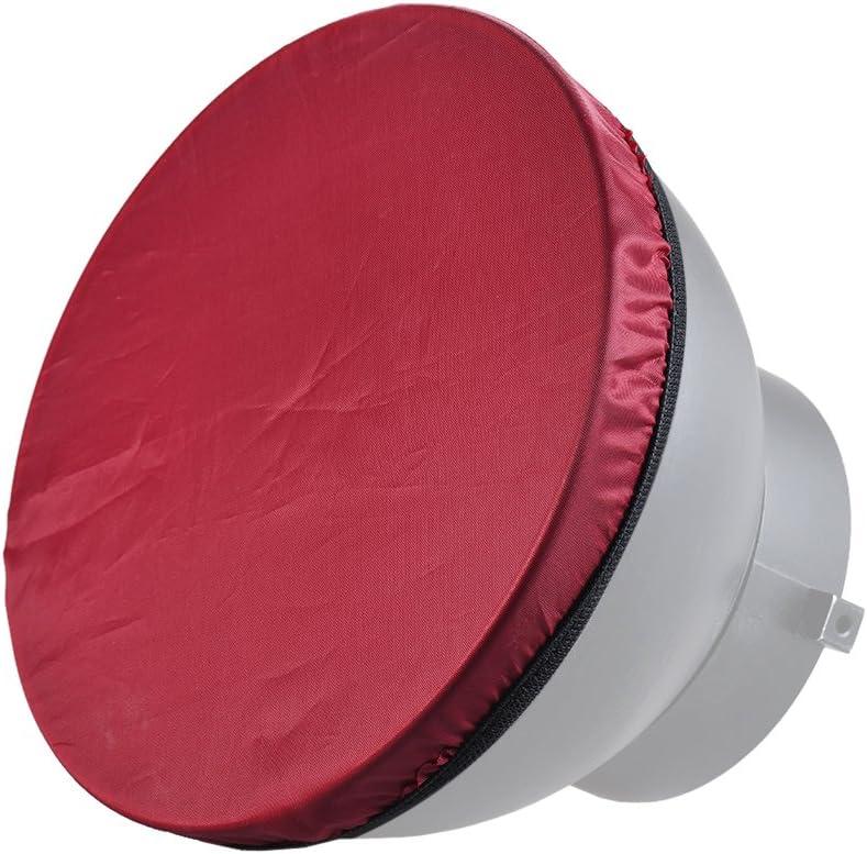 Andoer Photography Light Soft Diffuser Cloth for 7 180mm Standard Studio Strobe Reflector
