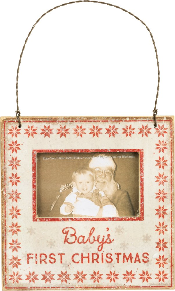 Mini Frame - Baby's First, Set of 2