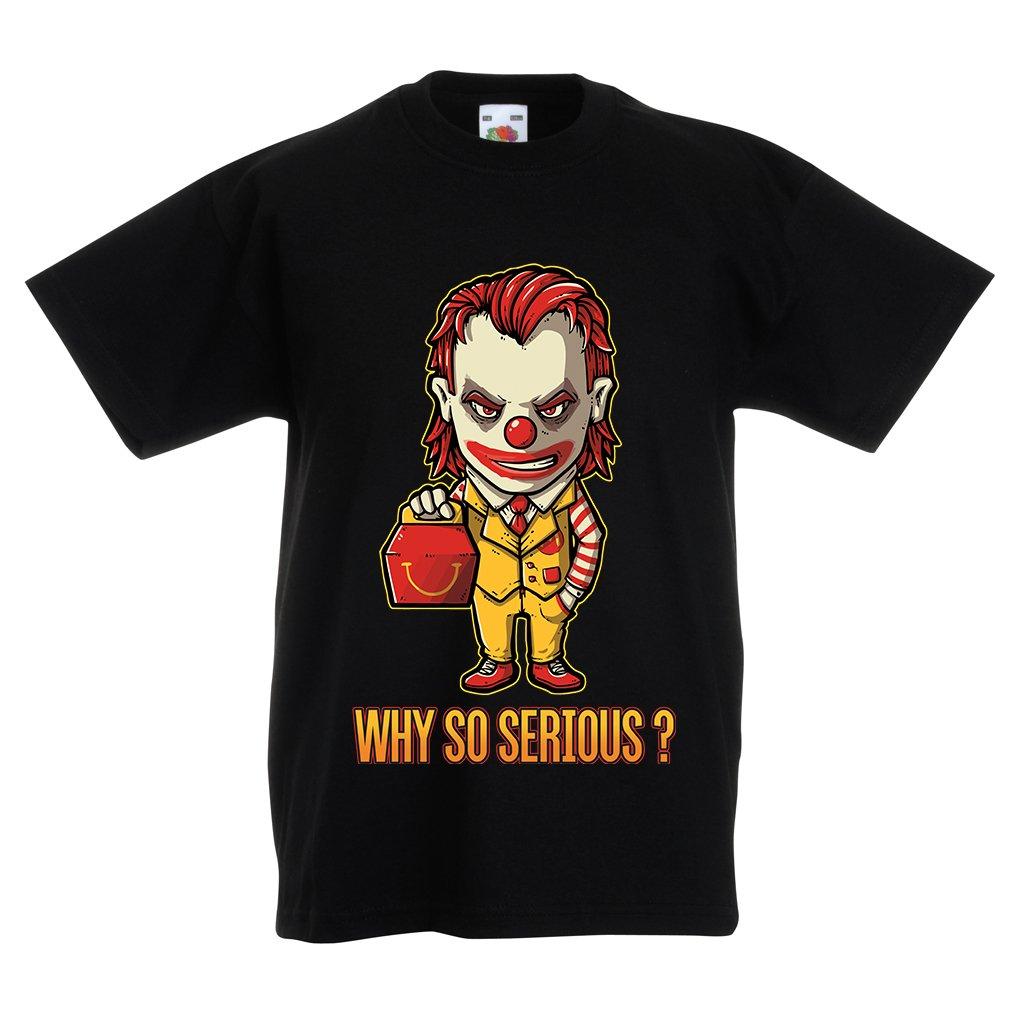 Lepni Me Why So Serious Shirts