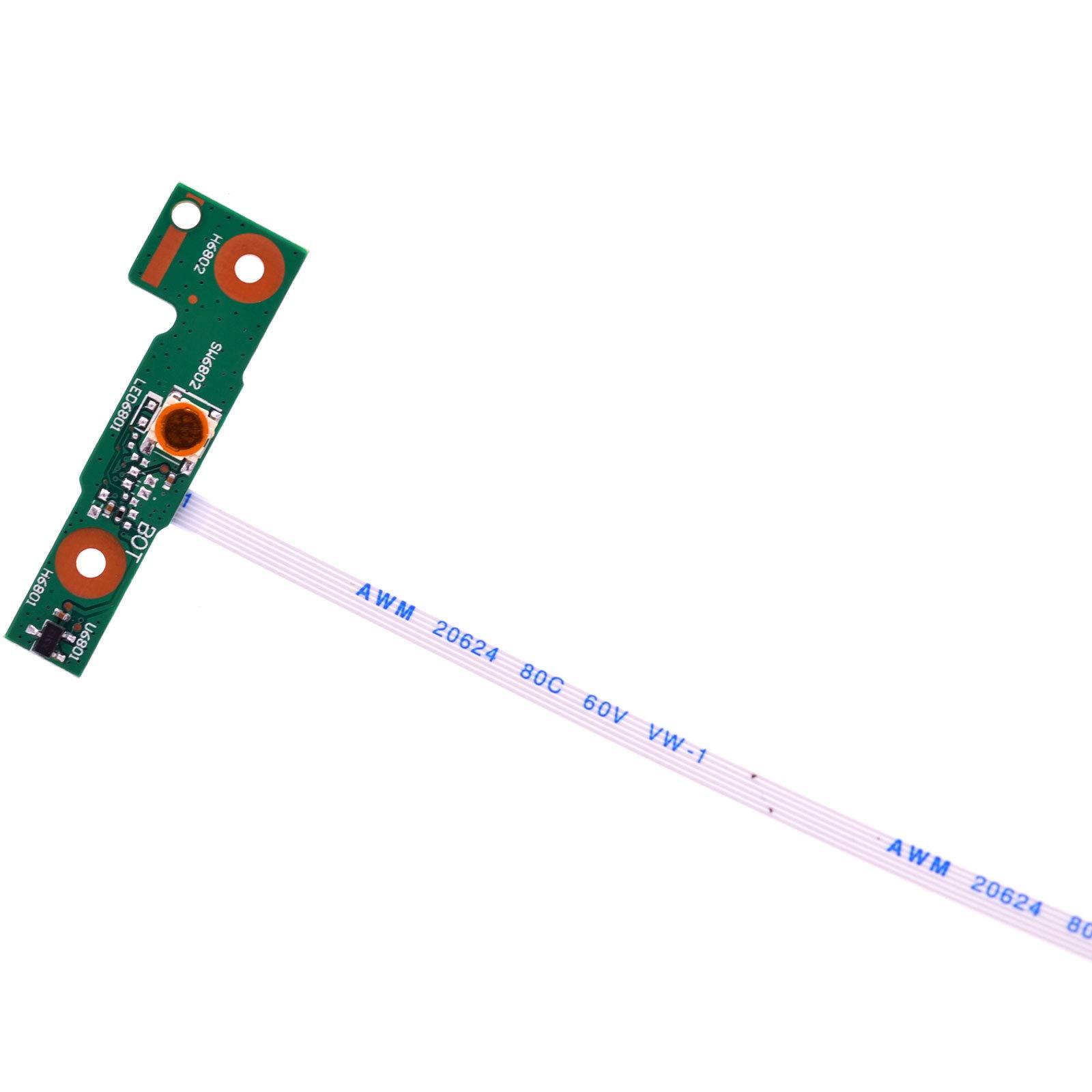 Boton encendido para ASUS X550 A550C K550C A550V X550CC