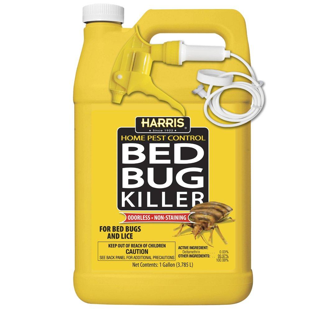 Harris Bed Bug Killer Gallon Spray 1 6