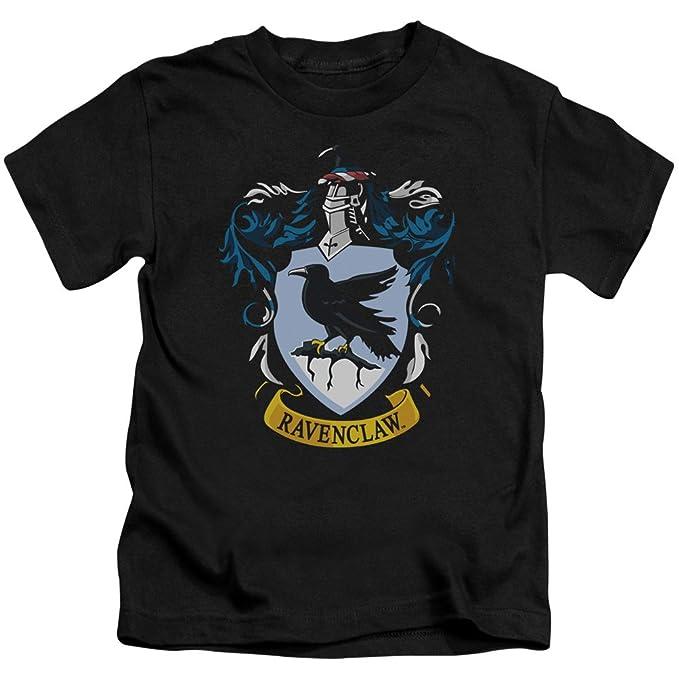 cc9bb3323e5b Amazon.com: A&E Designs Kids Harry Potter T-Shirt Ravenclaw Crest Tee Shirt:  Clothing