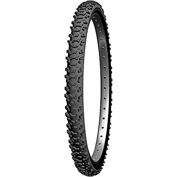 Michelin Country MUD. Cubierta, Unisex, Negro, 26 x 2,00 (47-559 ...