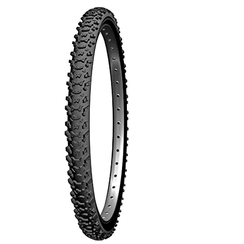 Michelin Country mud - Cubierta de bicicleta 26x2.00 Mud tr negra