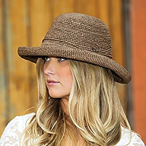5ffc3bea5e311 ... Wallaroo Hat Company Women s Catalina Sun Hat - Handwoven Twisted Raffia.  upc 877824007979 product image1. upc 877824007979 product image2