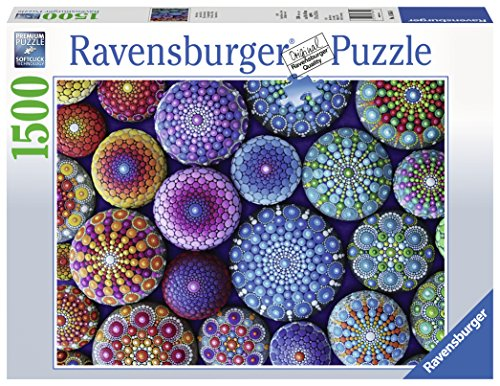 Ravensburger 16365 One Dot at a Time Jigsaw Puzzle (1500 Piece) from Ravensburger