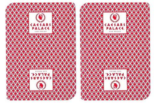 1 Deck Caesars Palace Casino Playing Cards Used - Ceasar Palace Las Vegas