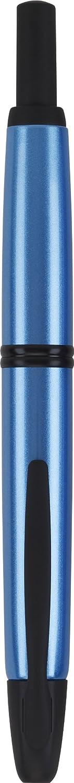 Medium Nib 60581 Matte Black Barrel Blue Ink Pilot Vanishing Point Collection Retractable Fountain Pen