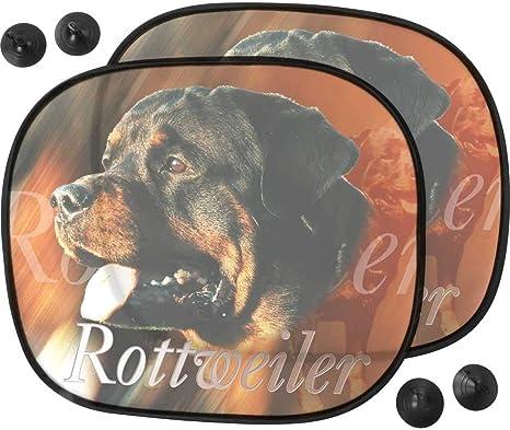 Pets-easy Pare Soleil Chien Voiture de Rottweiler