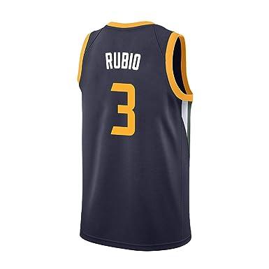 355ce18f55e28 Amazon.com: LUNASON Mens #3 Basketball Jersey Athletics Jersey Space ...