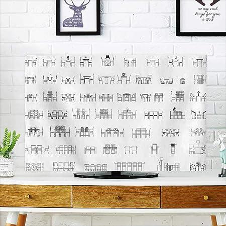 Analisahome - Símbolo de TV para niños con el Logotipo del Vector Baby para Proteger tu televisor (Ancho 19 x Alto 30 Pulgadas/TV 32 Pulgadas): Amazon.es: Hogar