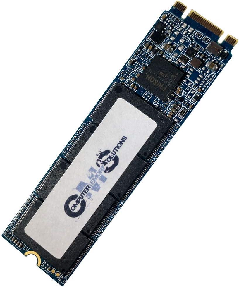 ThinkPad E580 ThinkPad L470 by CMS D26 256GB Internal SSD M.2 NVMe 6gb Compatible with Lenovo ThinkPad A475