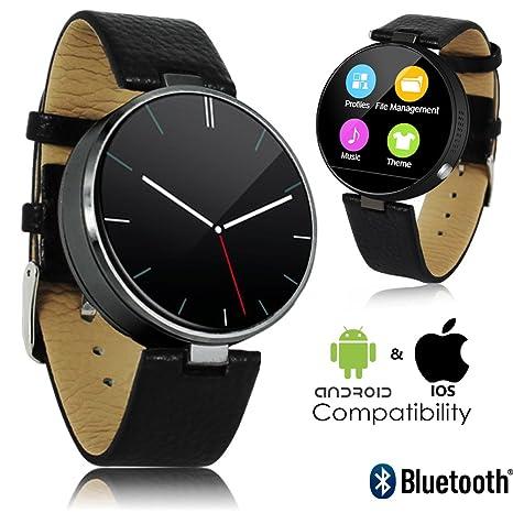 Indigi® M365 Smartwatch Bluetooth 4.0 - Android y iOS ...