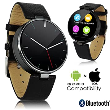 Indigi® M365 Smartwatch Bluetooth 4.0 - Android y iOS ...