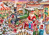 Ravensburger Christmas 2013 Limited Edition The Santa Express Puzzle (1000 Pieces)