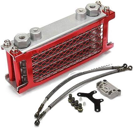 Rápido Pro Motor Aceite Refrigerador Radiador – 125 CC 140 CC Pit ...