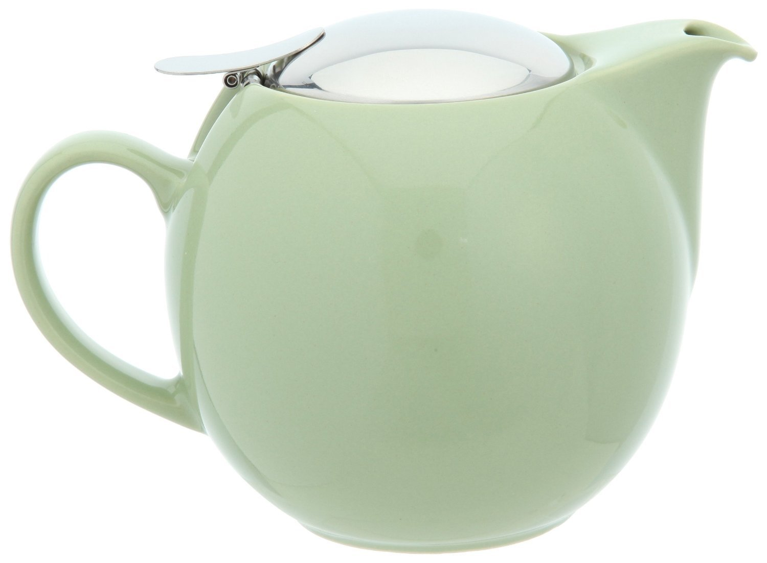 Bee House 26oz Round Ceramic Teapot (Banana)