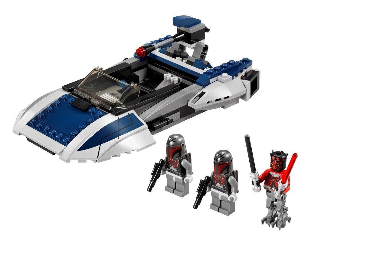 lego star wars 75022 jeu de construction speeder mandalorian amazonfr jeux et jouets