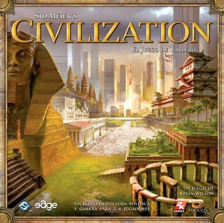 Edge 599386031 - Civilization: Amazon.es: Juguetes y juegos