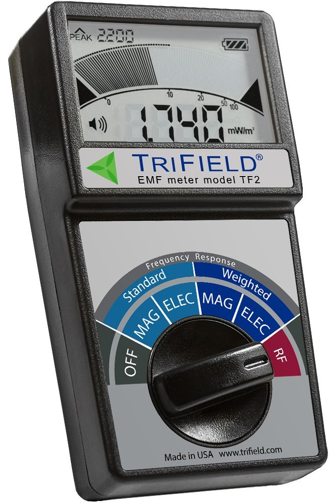 TriField EMF Meter Model TF2 by TriField