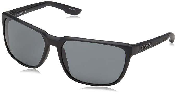 Columbia Gafas de sol rectangulares Trail Warrior para ...