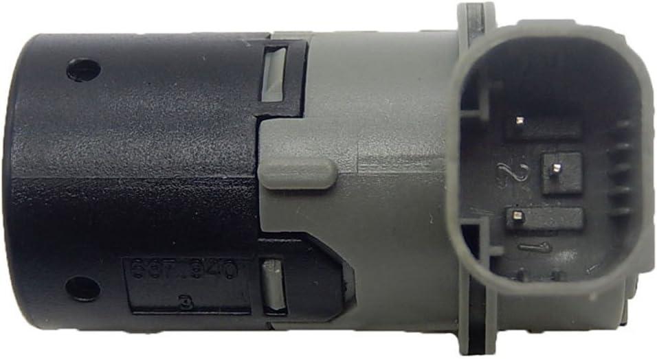 AUTOS-FAMILY PDC Parking Sensor Car Detector Parktronic OE# 66206989069//66 20 6 989 069 For BMW 3 5 6 7 Series E60 E63 E64 E65 Parking Aid Sensor Ultrasonic Bumper Reverse Assist Radar