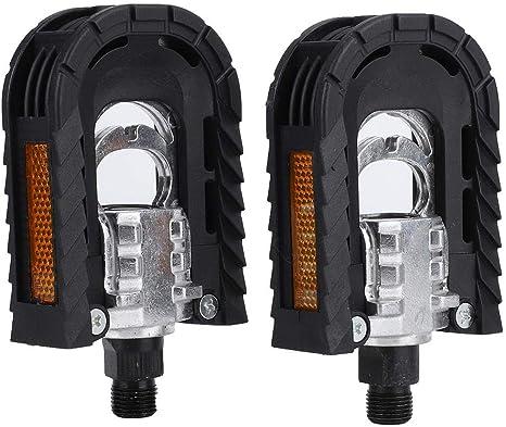 VGEBY1 Pedal Plegable, 1 par de Pedales Plegables para Bicicleta ...
