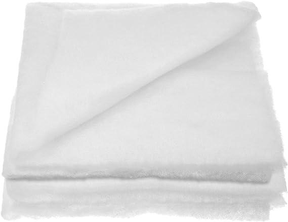 com-four® Filtro universal 2x para campanas extractoras - Filtro de polvo adecuado para varios modelos de campanas - se puede cortar a medida: Amazon.es: Hogar