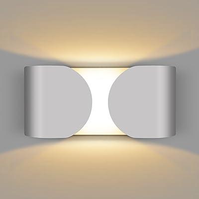 Amzdeal Applique Murale 6w Luminaire Décorative Dintérieur En
