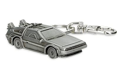 Llavero Back to the Future - Delorean: Amazon.es: Hogar