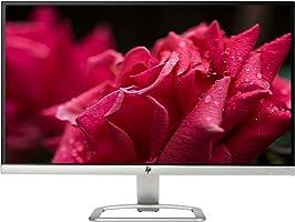 """HP Monitor 25ES Led 25"""" Full HD IPS HDMI VGA Plata (Certified Refurbished/Reacondicionado)"""
