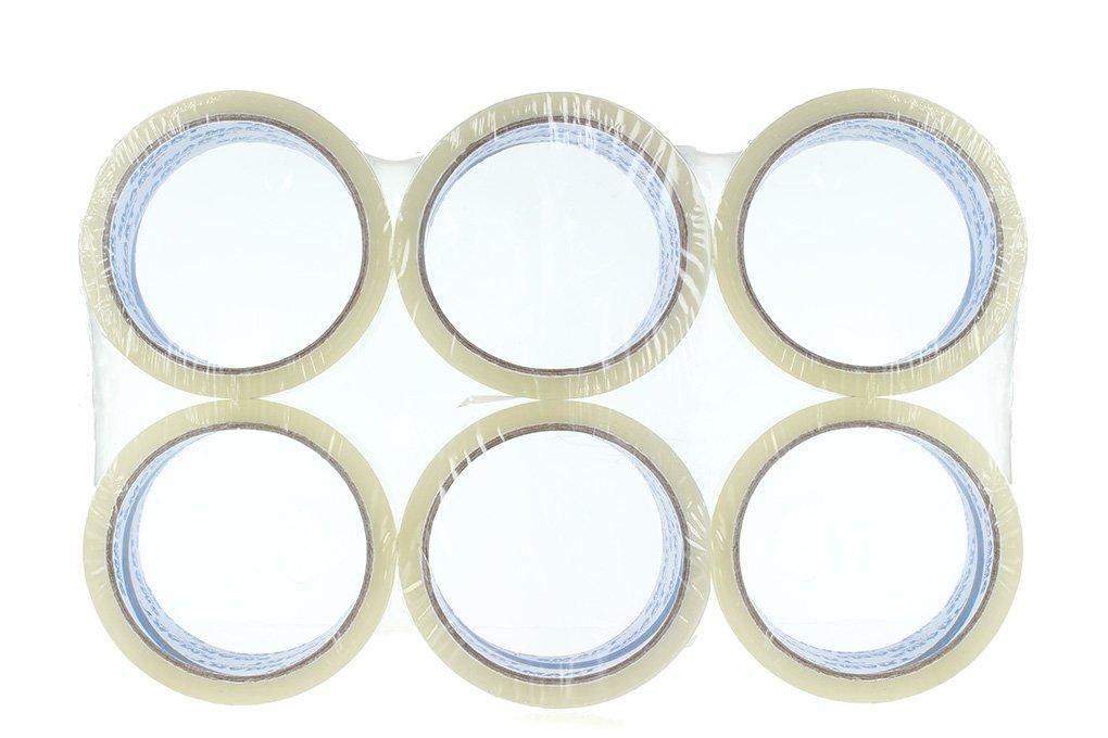 12x Braun Klebeband f/ür P/äckchen und Packete Paket-Klebeband Echte 48mm x 60m Packband Paketband Paketklebeband