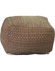 Fantastic Poufs Amazon Com Customarchery Wood Chair Design Ideas Customarcherynet