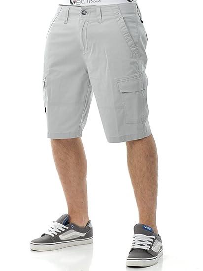1d382b4198 Oakley Icon pantalones cortos para hombre gris Gris gris  Amazon.es ...