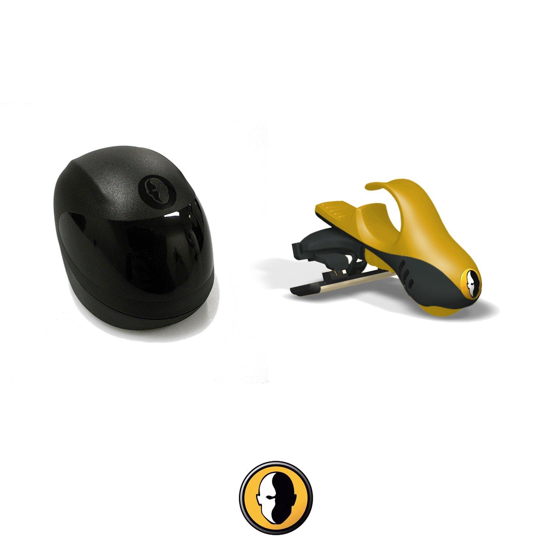 HeadBlade Moto Headshaver with Moto HeadCase