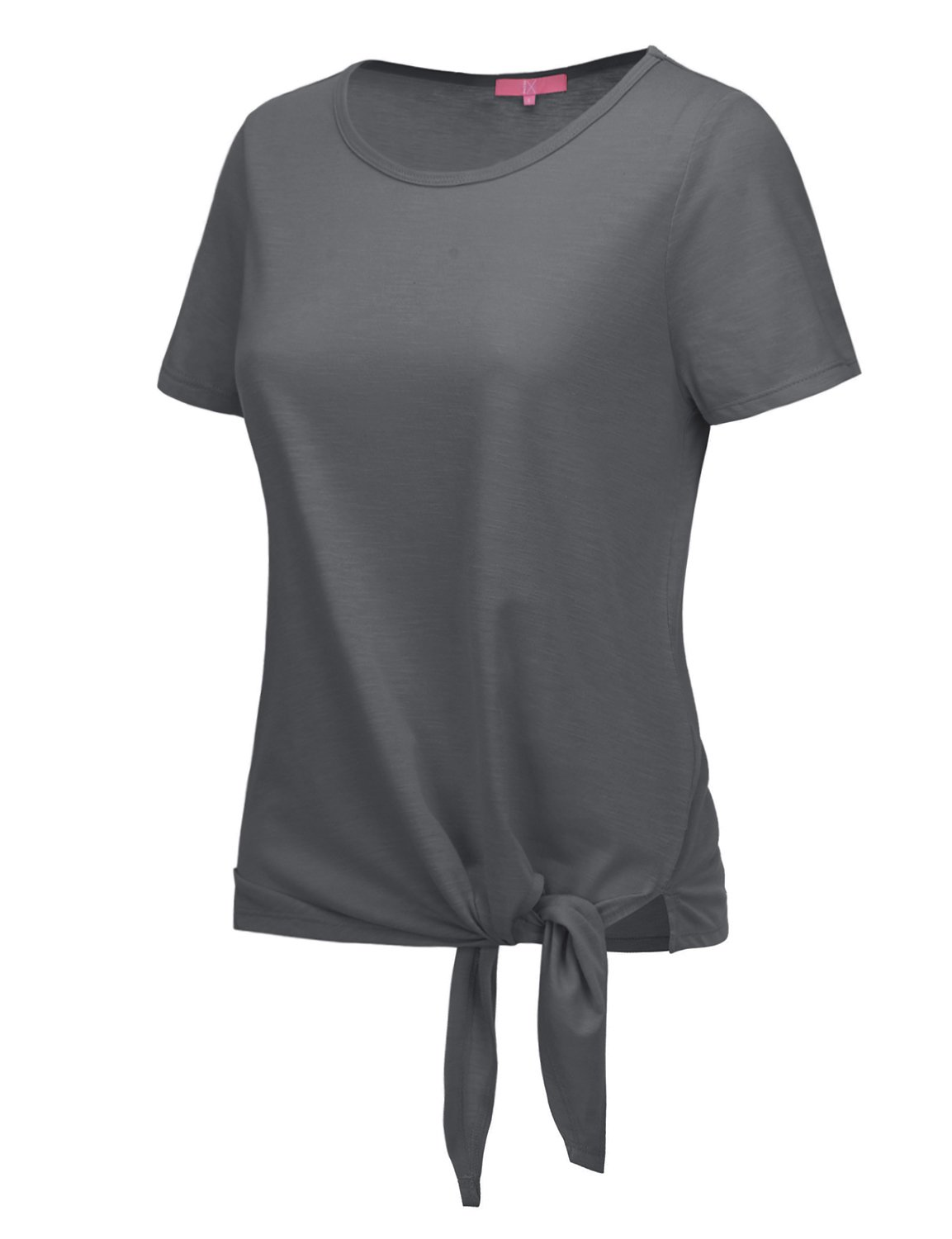 RENGA X No Bother Women's Round Neck Short Sleeve Cool Dri Performance Tee by Regna X