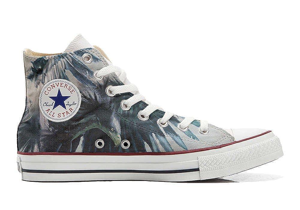 c045f135a3ec Converse All All All Star personalisierte Schuhe (Handwerk Produkt) Eagle  cd2c68