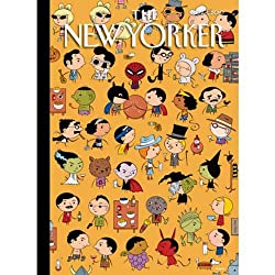 The New Yorker, November 1st 2010 (Seymour Hersh, Kelefa Sanneh, David Remnick)