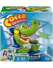 Hasbro Gaming - Cocco Dentista (Gioco in Scatola), B0408103
