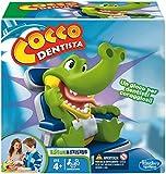 Hasbro - Coccodentista Gioco di Abilità [Versione Italiana]