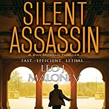 Silent Assassin Audiobook by Leo J. Maloney Narrated by John Pruden