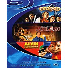 Eragon / Notte Al Museo / Alvin Superstar