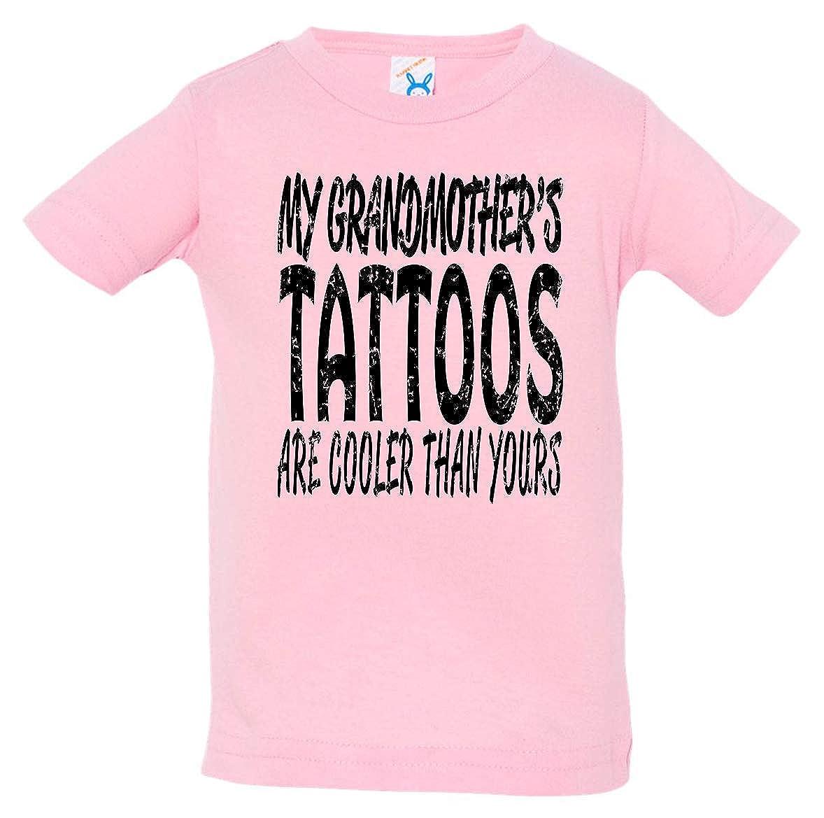 Tenacitee Babys Grandmothers Tattoos Shirt