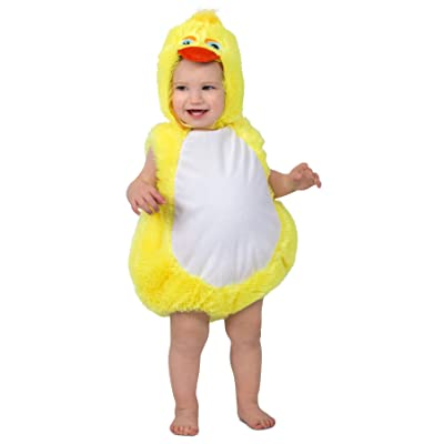 Princess Paradise Plucky Duck Child's Costume, 18 Months: Toys & Games