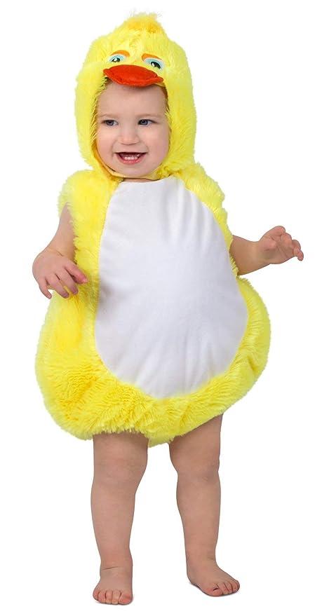 Amazon.com: Disfraz de pato de peluche para Halloween, 18m ...