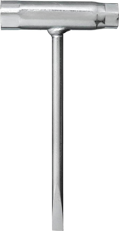 Universal GM577616822, TLO022 Herramienta de bujías para ancho de llave de 13 x 16 mm, accesorios McCulloch, Standard