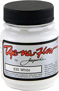 Jacquard Dye-Na-Flow Liquid Color 2-1/4 Ounces-White