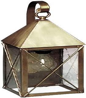 product image for Brass Traditions 521 SXBDB Medium Wall Lantern 500 Series , Dark Brass Finish 500 Series Wall Lantern