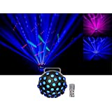 Chauvet DJ Line Dancer DMX Rotating Dance Floor Party Effect Light+IRC Remote
